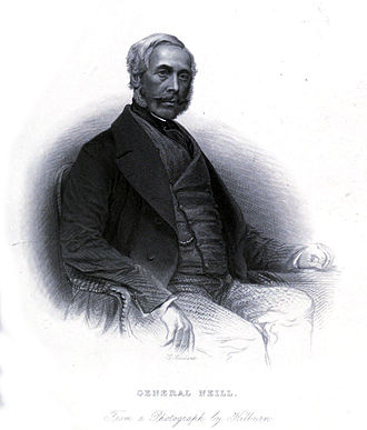 James George Smith Neill - Image: General Neill