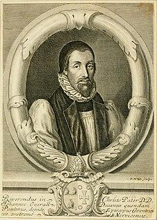 John Overall (bishop) Bishop of Norwich
