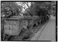 General view of aqueduct at terminus. - Canal (Irrigation) de Riego, Betances, Cabo Rojo Municipio, PR HAER PR,70-LAPAS,1-1.tif
