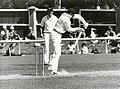 Geoffrey Boycott batting vs NZ. February 1978.jpg