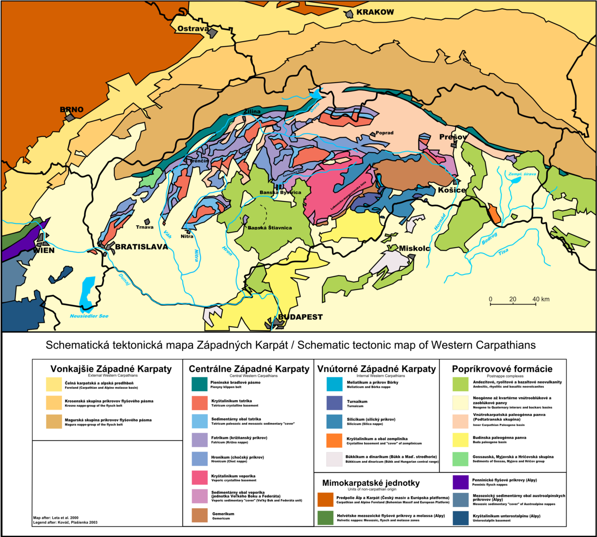 Picture of: Carpathian Flysch Belt Wikipedia