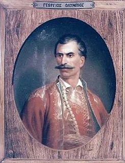 Giorgakis Olympios Greek military commander