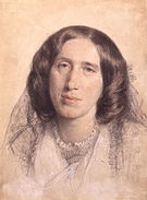 George Eliot -  Bild