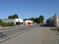 Gerber, California - Main Street.JPG