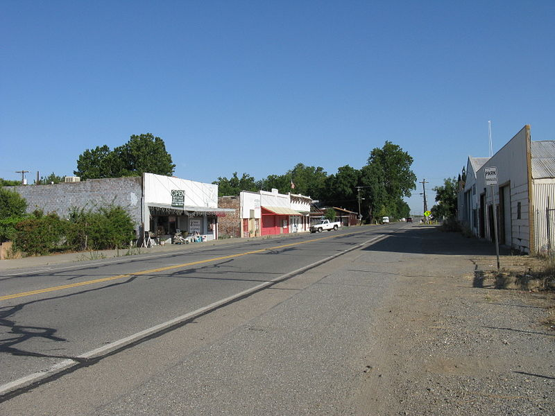 File:Gerber, California - Main Street.JPG