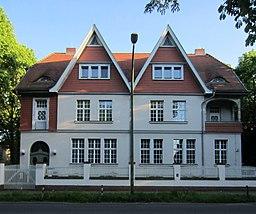 Geschwister-Scholl-Straße in Potsdam