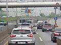 Geumcheon IC Seobu Arterial Highway End and Seohaean Expressway Beign (Mokpo Dir) 2.jpg