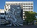 Gevelkunst Stadskantoor, Dordrecht - Bier en brood (29808767312).jpg