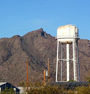 Gila Crossing, Arizona CDP in Arizona, United States