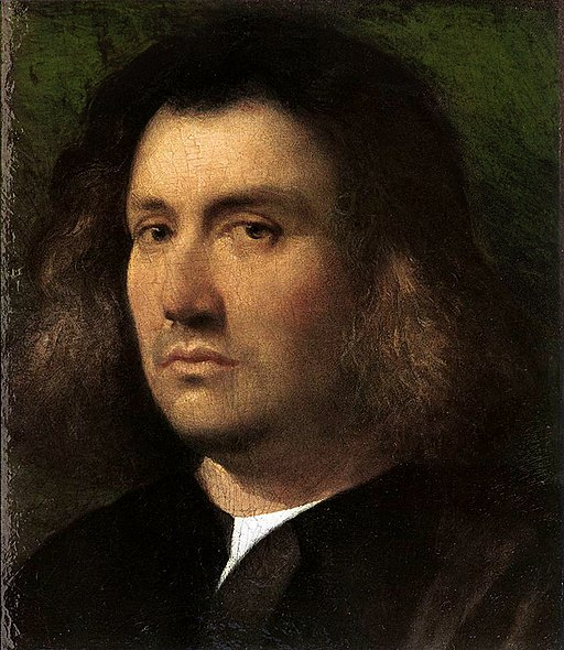 Giorgione, Portrait of a Man