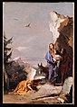 Giovanni Battista Tiepolo - The Flight into Egypt - 2019.141.19 - Metropolitan Museum of Art.jpg