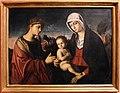 Giovanni bellini (ambito), madonna col bambino e santa caterina, xvi secolo 01.jpg