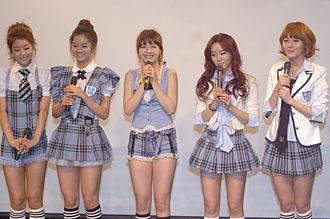 Girl's Day - Girl's Day in 2012
