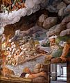 Giulio Romano - Fresco on the south wall (detail) - WGA09549.jpg