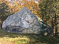 Glacial Erratic on Stonington Road, Mystic, CT.jpg