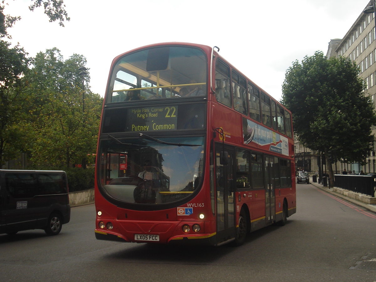 London Buses Route 22 Wikipedia