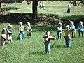 Godshill Model Village archers.jpg
