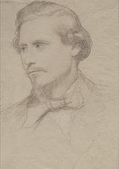 Portrait de Goffredo Mameli