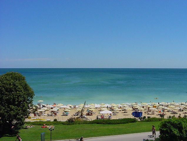 Bułgaria - Złote Piaski