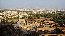 Golkonda fort, Hyderabad, 15 03 2012 06.JPG