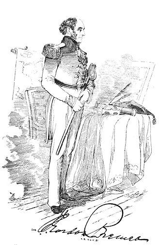James Bremer - Portrait by Colesworthy Grant