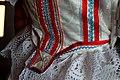 Gorset w stroju ślubnym w Starej Lubowni na Słowacji.jpg