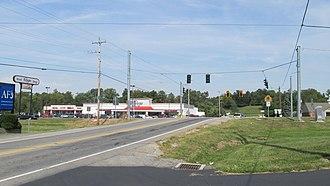 Goshen, Ohio - Image: Goshen OH2