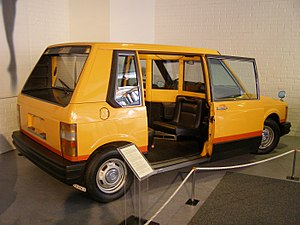 Old New Cars >> Volvo City Taxi - Wikipedia