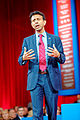 Governor of Louisiana Bobby Jindal at CPAC 2015 by Michael S. Vadon 18.jpg