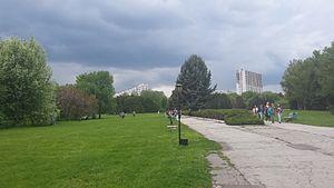 Grădina Botanică din Chișinău (4)
