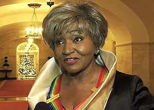 Grace Bumbry - Grace Bumbry at the White House for the 2009 Kennedy Center Honors