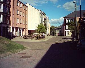 Graduate College, Lancaster - Graduate College