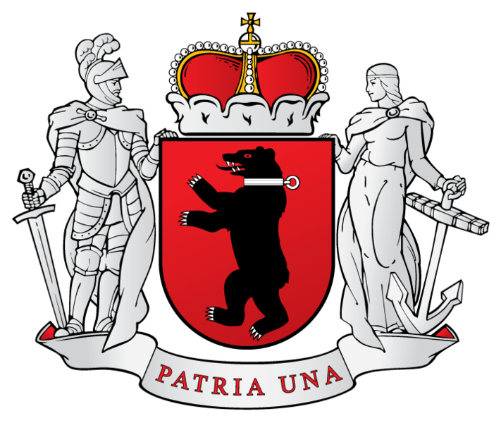 Abruozdielis:Grand Coat of Arms of Samogitia.png