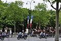 Grande escorte mixte de la Garde républicaine le 8 mai 2015 à Paris 2.JPG