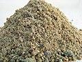 Granulated slag — Гранульований шлак 2.jpg
