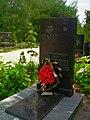 Grave of the Hero of the Soviet Union Aleksandr Petrovich Bogdanov.jpg