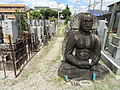Graveyard - Hyakumanben chion-ji - Kyoto - DSC06572.JPG