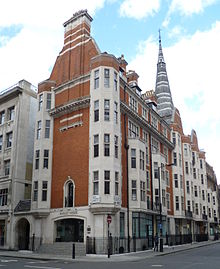 Great Titchfield Street and Margaret Street, London.JPG