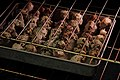 Greek chicken Kababs in the oven (5178292648).jpg