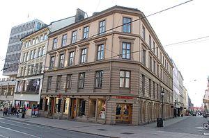Hjalmar Welhaven - Image: Grensen 4 ID 163136