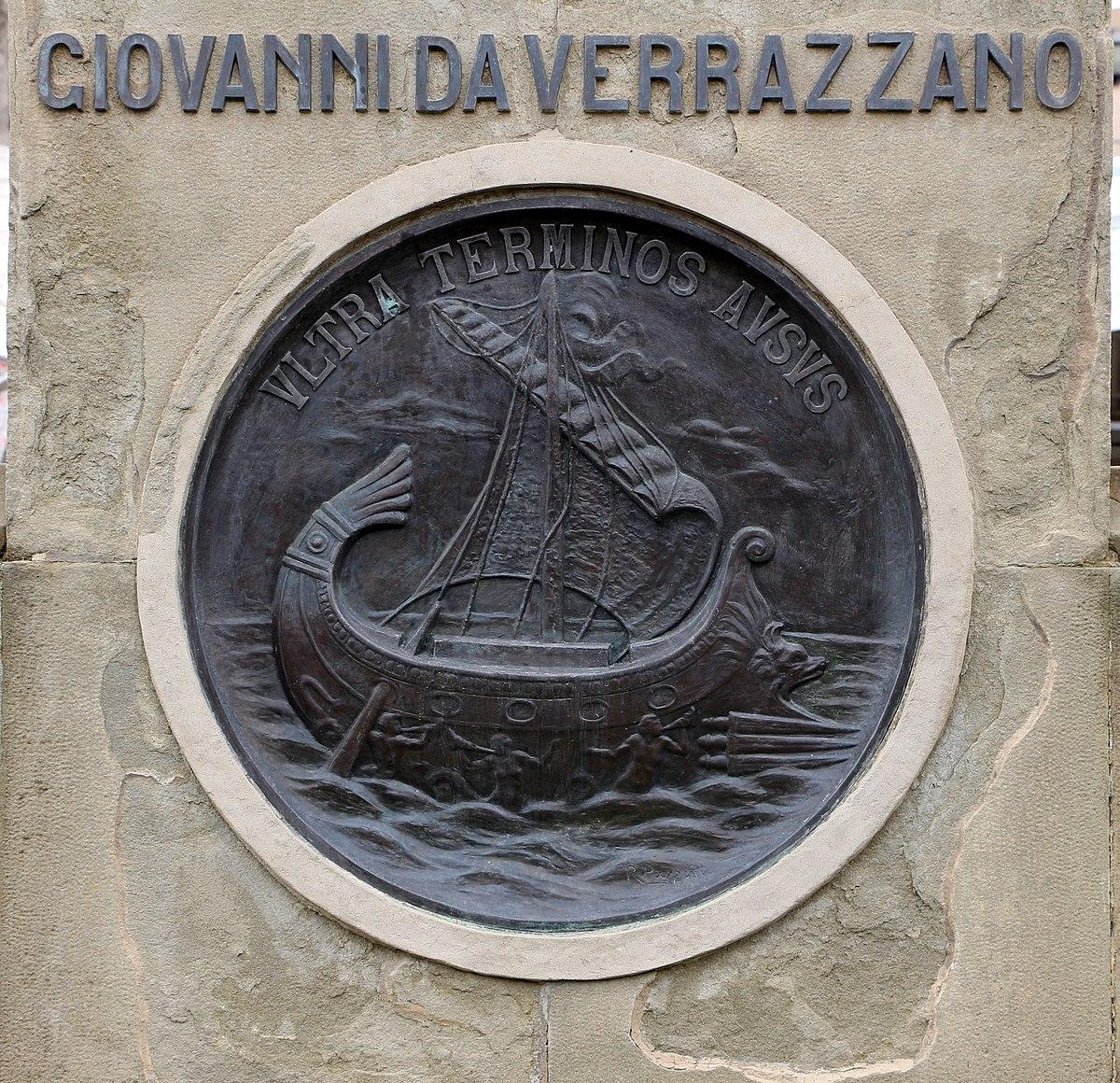 نتيجة بحث الصور عن Giovanni da Verrazzano