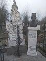 Grob Dragutina Gavrilovića na Novom groblju u Beogradu.jpg