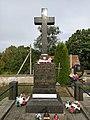 Grodno cmentarz farny grob Orzeszkowa 01.jpg
