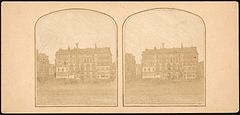 Group of 17 Early Calotype Stereograph Views - Place du Châtelet 1.jpg