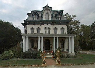 Grove Mansion - Image: Grove Mansion (Townsend Residence)