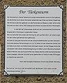 GuentherZ 2012-08-11 3693 Pamhagen Glockenturm Tuerkenturm Tafel.jpg