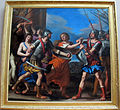 Guercino, cambattimento tra romani e sabini, 1645.JPG