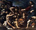 Guercino - Raising of Lazarus - WGA10931.jpg