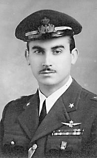 Guido Fibbia Italian World War II flying ace