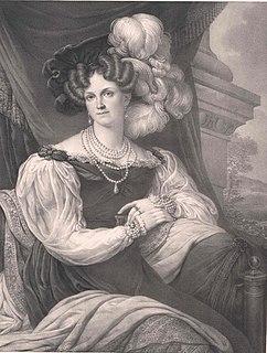 Princess Wilhelmine of Baden Grand Duchess consort of Hesse and by Rhine